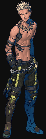 Dylan for Metal Max Xeno