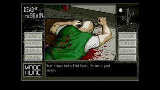 "Dead of the Brain NEC PC-9801 ""ENGLISH"" FairyTale 1992 (Part 6 7)"