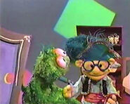 Muppet time school outift