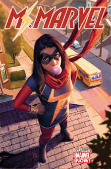 Kamala Khan Ms Marvel