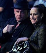 Michelle and Undertaker