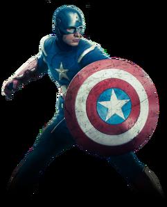 Marvel Cinematic Universe - Captain America 56