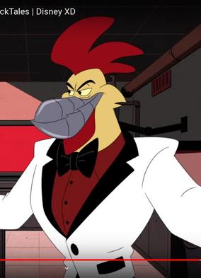 Steelbeak DuckTales