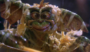 Daffy as Gremlin