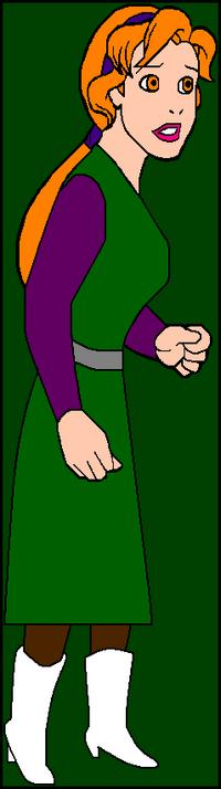 Carolyn Frog