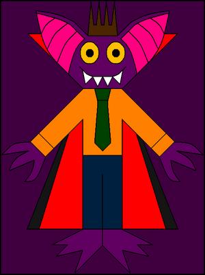 Jeffrey The Vampire