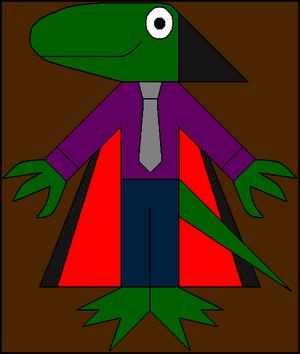 Eddie Lizard
