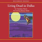 Covers-Living Dead in Dallas-audiobook-001