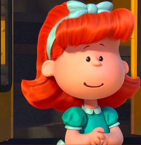 Little Red-Haired Girl | Charlie Brown and Snoopy-The