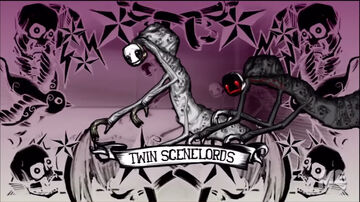 Twin scenelords