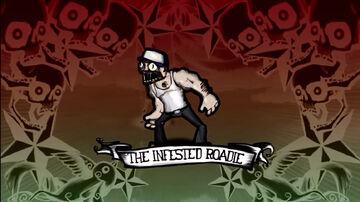 Infested roadie