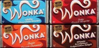 Wonka Bars Charlie And The Chocolate Factory Wiki Fandom