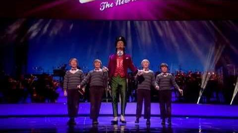 Charlie and the Chocolate Factory - The Olivier Awards 2014