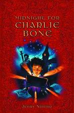Image result for midnight for charlie bone