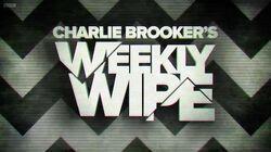 Weekly Wipe