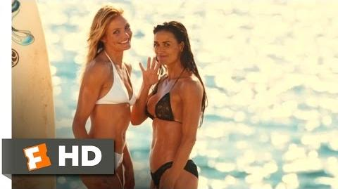 Charlie's Angels Full Throttle - Surfboard Stakeout Scene (1 10) Movieclips