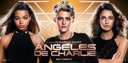 Charlie's Angels International Banner