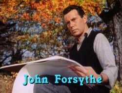 John Forsythe in The Trouble With Harry trailer