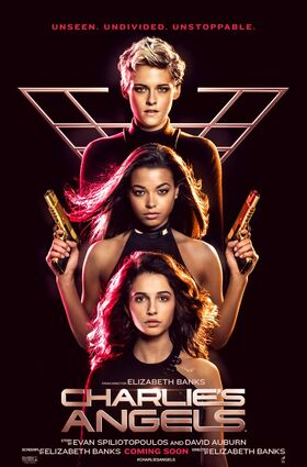 Charlie's Angels 2019 Poster 2