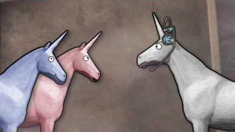Charlie the Unicorn Hot Topic Video