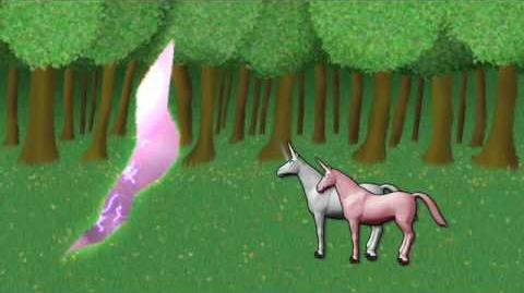 YouTube Live Charlie the Unicorn