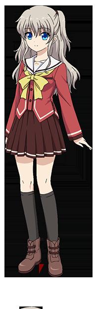 Nao Tomori | Charlotte Wiki | Fandom