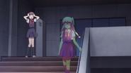 Nao effraie Konishi avec ses pouvoirs
