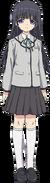 Apparence Yumi Shirayanagi