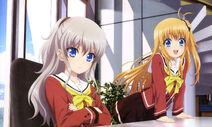 Tomori et Yusa