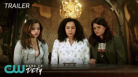 Charmed Sisterhood Trailer The CW