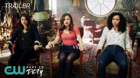 Charmed Bond Trailer The CW