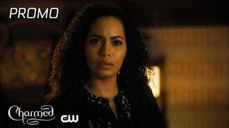 Charmed Season 2 Episode 9 Guess Who's Coming To SafeSpace Seattle Promo The CW