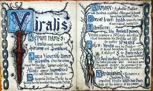 Viralis Book of Shadows Entry