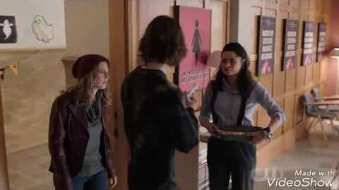 Charmed 1x03 Mel Freezes Time!