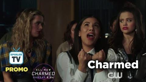 "Charmed 1x11 Promo ""Witch Perfect"""