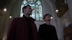 1x9-CaineBrothers inside a church