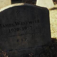 Harry's mortal grave