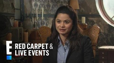 """Charmed"" Cast Can't Wait for Their Halloween Episode E! Red Carpet & Live Events"