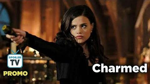 """Charmed 1x07 Promo """"Out Of Scythe Promo"""""""