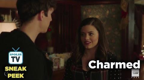 """Charmed 1x09 Sneak Peek """"Jingle Hell"""""""