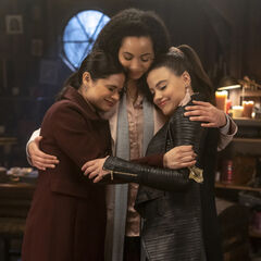 Risultati immagini per charmed 1x18 the replacement