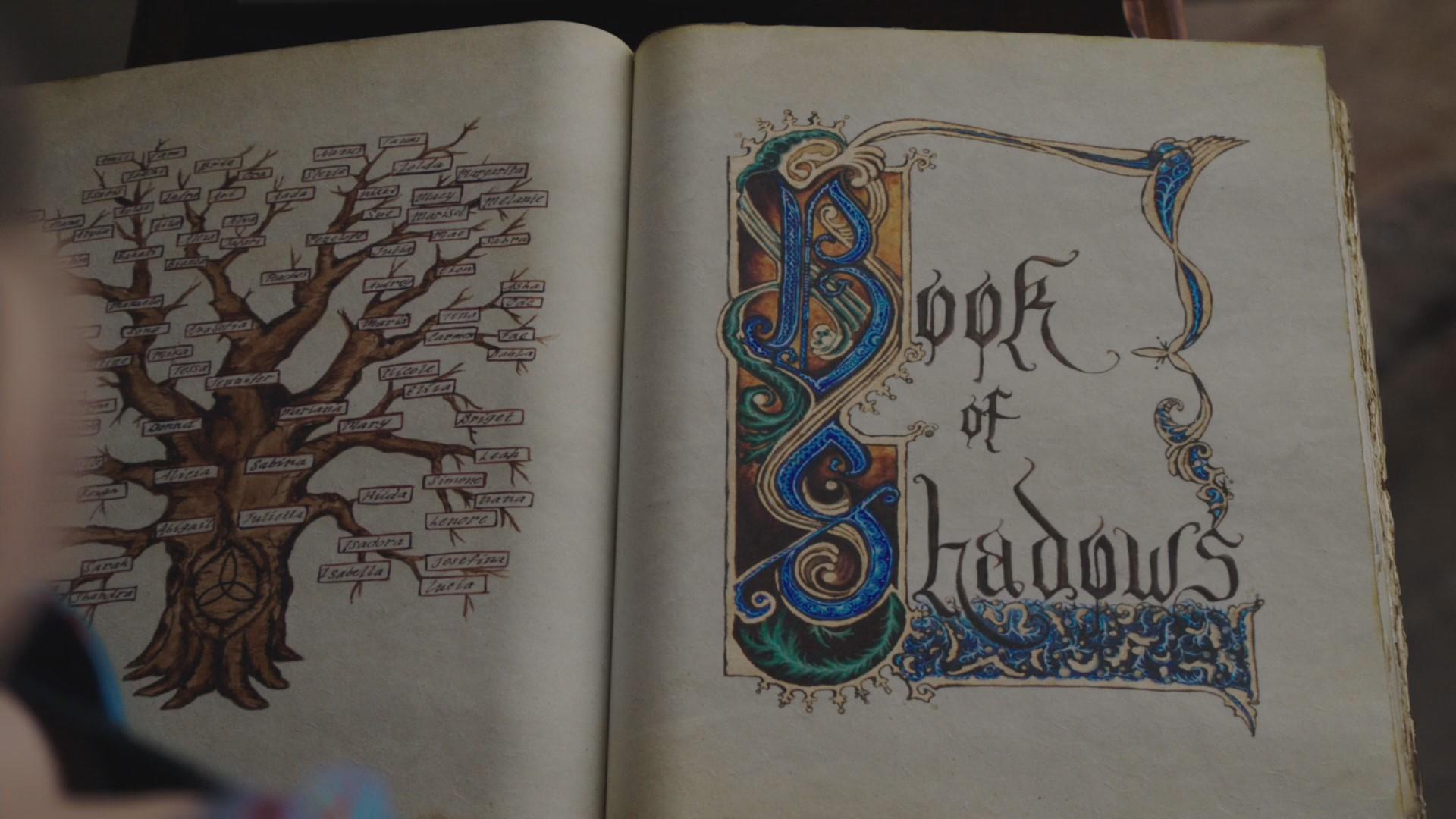 Book of Shadows | Charmed Wiki | FANDOM powered by Wikia