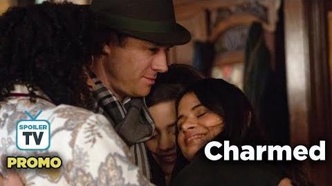 "Charmed 1x06 ""Kappa Spirit"" Promo"