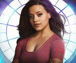 Maggie Vera - CW promo