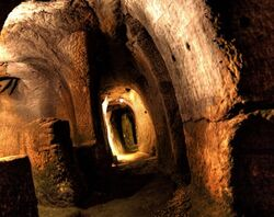 Underground-Labyrinth