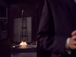 Burning-chamber