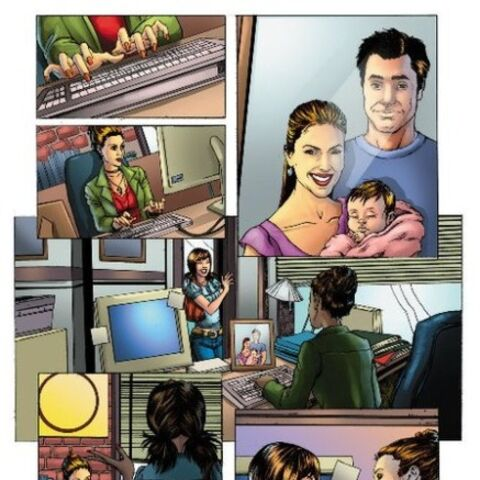 The 1st page from Issue #6