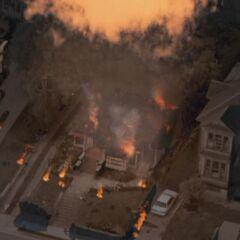 Rezydencja zniszczona - <a href=