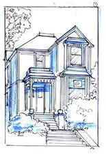 CharmedComic Manor Sketch