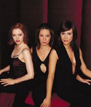 Charmed Season 5 promotional